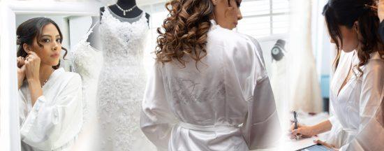 Fotos de los preparativos de la novia by Paty de Leon Photography